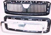 SKODA OCTAVIA 97-03 (1U) RADIATOR GRILLE, FULL BODY SECTION kk7520991A1